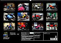 Motorrad-Legenden - MZ (Wandkalender 2019 DIN A2 quer) - Produktdetailbild 13