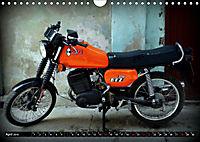 Motorrad-Legenden - MZ (Wandkalender 2019 DIN A4 quer) - Produktdetailbild 4