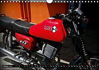 Motorrad-Legenden - MZ (Wandkalender 2019 DIN A4 quer) - Produktdetailbild 10