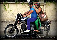 Motorrad-Legenden - MZ (Wandkalender 2019 DIN A4 quer) - Produktdetailbild 9