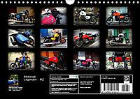 Motorrad-Legenden - MZ (Wandkalender 2019 DIN A4 quer) - Produktdetailbild 13