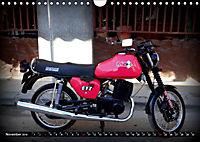 Motorrad-Legenden - MZ (Wandkalender 2019 DIN A4 quer) - Produktdetailbild 11