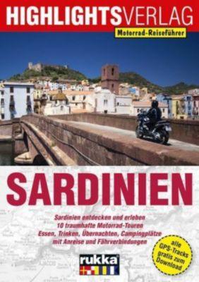 Motorrad-Reiseführer Sardinien, Christoph Berg