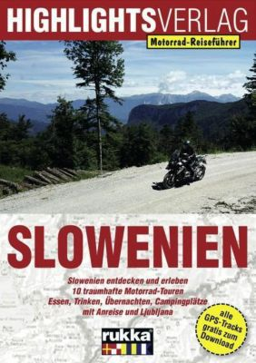 Motorrad-Reiseführer Slowenien - Christoph Berg  