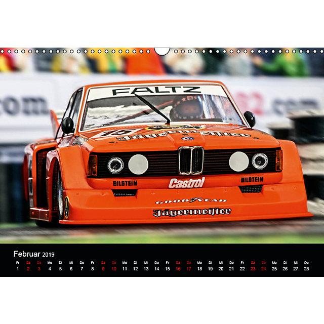 motorsport in 1 32 wandkalender 2019 din a3 quer kalender bestellen. Black Bedroom Furniture Sets. Home Design Ideas
