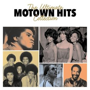 Motown Hits - The Ultimate Collection, Diverse Interpreten