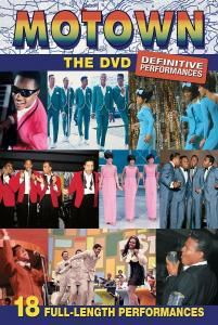 Motown - The DVD, Diverse Interpreten