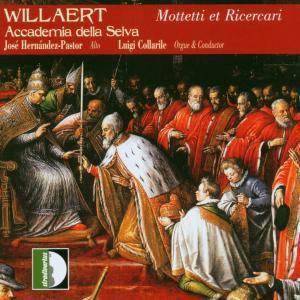 Mottetti & Ricercari Vol.2, Accademia Della Selva, Luigi Collarile