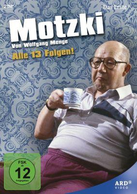 Motzki - Alle 13 Folgen, Wolfgang Menge