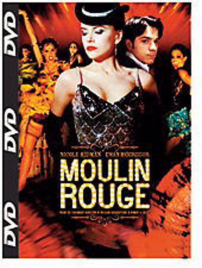 Moulin Rouge Single Dvd Jetzt Bei Weltbildde Online Bestellen