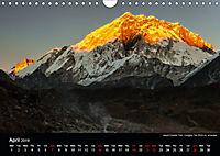 Mount Everest Trek (Wall Calendar 2019 DIN A4 Landscape) - Produktdetailbild 4