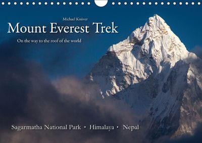 Mount Everest Trek (Wall Calendar 2019 DIN A4 Landscape), Michael Knüver