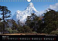Mount Everest Trek (Wall Calendar 2019 DIN A4 Landscape) - Produktdetailbild 3