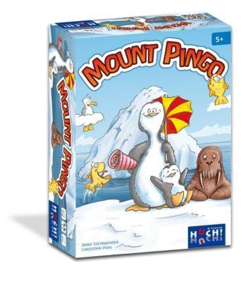 Mount Pingo (Kinderspiel), Arno Steinwender, Christoph Puhl