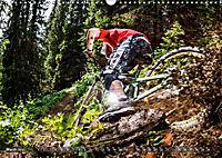 Mountain Bike 2019 by Stef. Candé / UK-Version (Wall Calendar 2019 DIN A3 Landscape) - Produktdetailbild 3