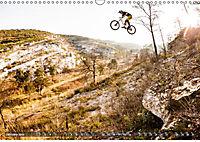 Mountain Bike 2019 by Stef. Candé / UK-Version (Wall Calendar 2019 DIN A3 Landscape) - Produktdetailbild 1