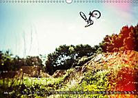 Mountain Bike 2019 by Stef. Candé / UK-Version (Wall Calendar 2019 DIN A3 Landscape) - Produktdetailbild 7
