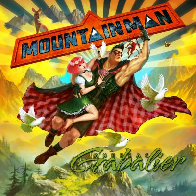 Mountain Man, Andreas Gabalier