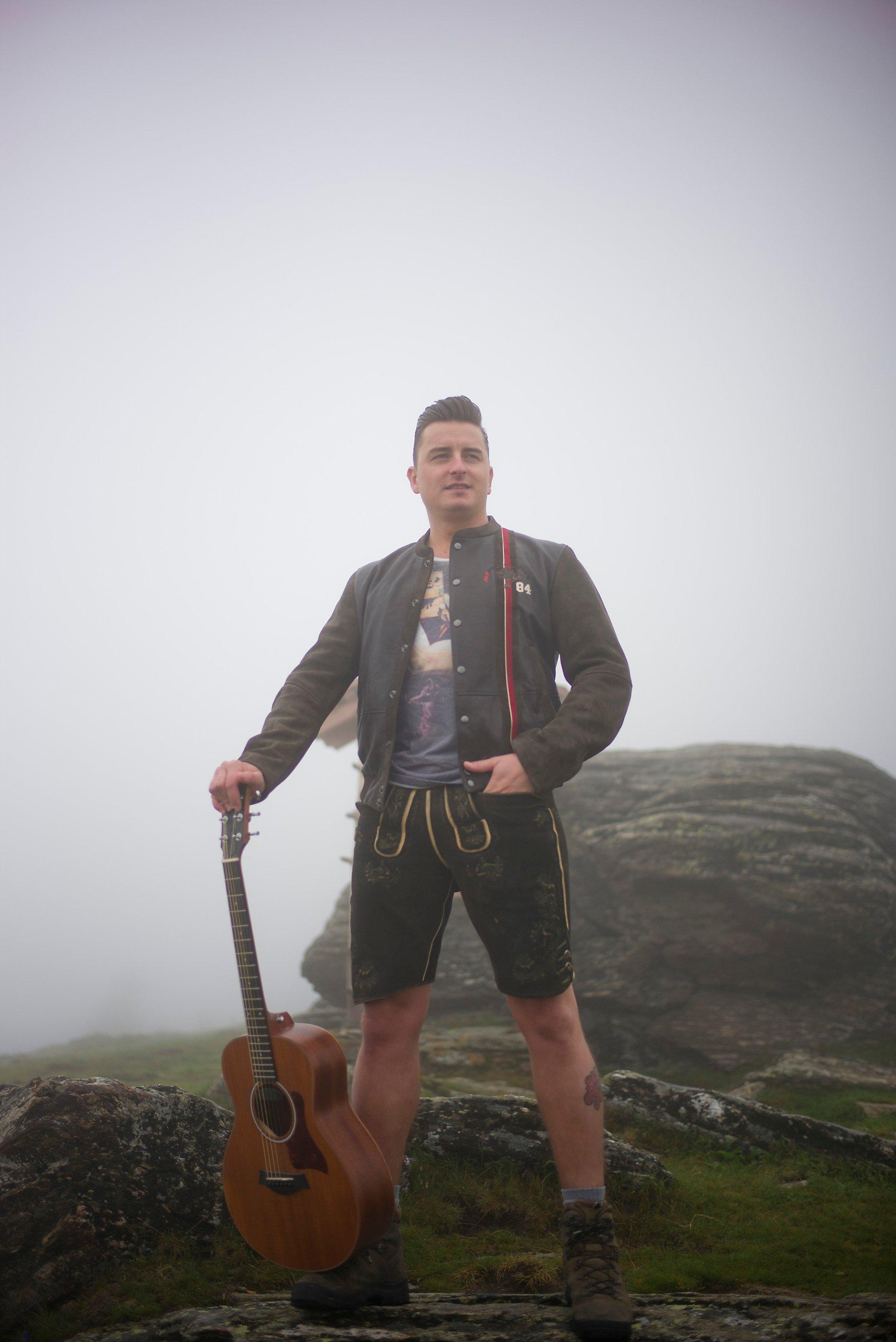 Mountain Man Cd Von Andreas Gabalier Bei Weltbildde Bestellen