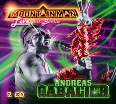 Mountain Man - Live aus Berlin, Andreas Gabalier