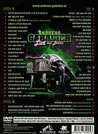Mountain Man - Live aus Berlin (Limited Premium Edition, 2 CDs + 2 DVDs) - Produktdetailbild 1