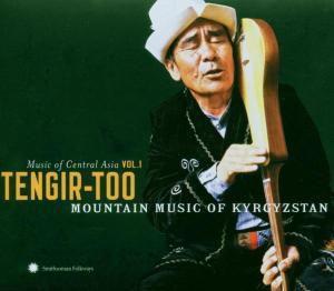 Mountain Music Of Kyrgyzstan, Diverse Interpreten