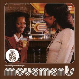 Movements Vol.8, Diverse Interpreten