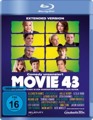 Movie 43, Diverse Interpreten