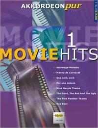 Movie-Hits, für Akkordeon, Hans-Günther Kölz