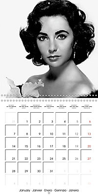 Movie Stars - Angels of the Golden Age (Wall Calendar 2019 300 × 300 mm Square) - Produktdetailbild 1