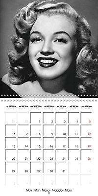 Movie Stars - Angels of the Golden Age (Wall Calendar 2019 300 × 300 mm Square) - Produktdetailbild 5