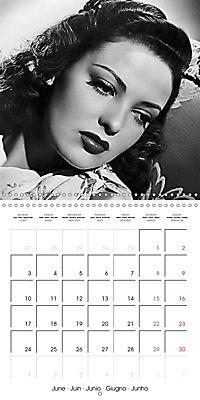 Movie Stars - Angels of the Golden Age (Wall Calendar 2019 300 × 300 mm Square) - Produktdetailbild 6