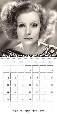 Movie Stars - Angels of the Golden Age (Wall Calendar 2019 300 × 300 mm Square) - Produktdetailbild 8