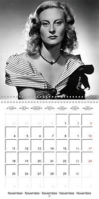Movie Stars - Angels of the Golden Age (Wall Calendar 2019 300 × 300 mm Square) - Produktdetailbild 11