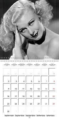 Movie Stars - Angels of the Golden Age (Wall Calendar 2019 300 × 300 mm Square) - Produktdetailbild 9