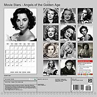 Movie Stars - Angels of the Golden Age (Wall Calendar 2019 300 × 300 mm Square) - Produktdetailbild 13
