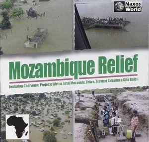 Mozambique Relief (Benefiz-Gemeinschaftsprojekt), Diverse Interpreten