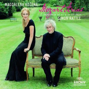 Mozart Arias, Magdalena Kozena, Simon Rattle, Oae