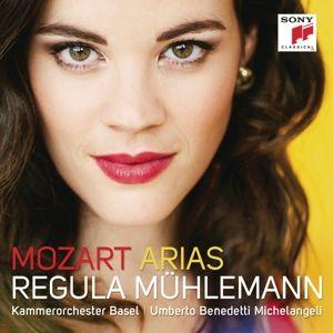 Mozart Arias, Wolfgang Amadeus Mozart