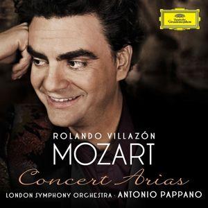 Mozart - Concert Arias, Wolfgang Amadeus Mozart