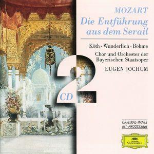 Mozart: Die Entführung aus dem Serail, Fritz Wunderlich, Eugen Jochum, Sobr