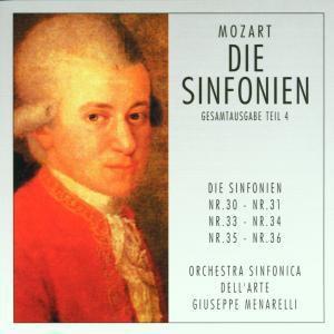Mozart-Die Sinfonien Teil 4, Orchestra Sinfonica Dell'Arte
