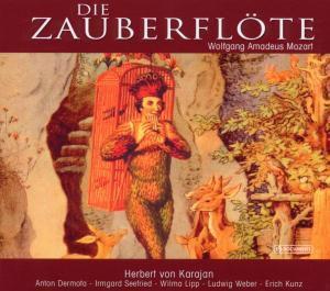 Mozart: Die Zauberflöte, Wolfgang Amadeus Mozart