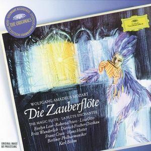 Mozart: Die Zauberflöte, Lear, Wunderlich, Böhm, Bp