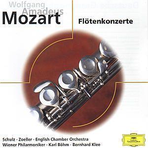Mozart: Flötenkonzert, Zöller, Klee, Eco, Böhm, Wp