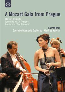 Mozart-Gala Aus Prag, Kam, Honeck, Tschech.PO
