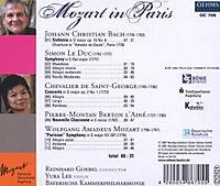 Mozart in Paris - Produktdetailbild 1