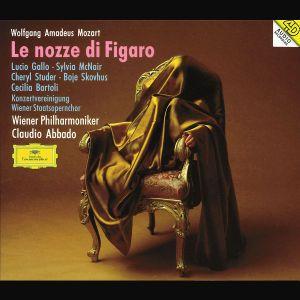 Mozart: Le nozze di Figaro, Skovhus, Gallo, Studer, Abbado, Wp