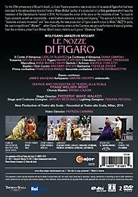 Mozart: Le nozze di Figaro - 2 Disc DVD - Produktdetailbild 1