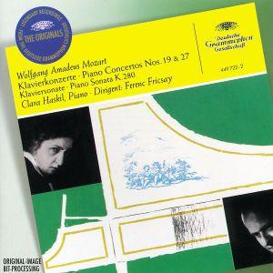 Mozart: Piano Concerto K.459, K.595 & K.280, Clara Haskil, Ferenc Fricsay, Bp, Bsom